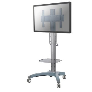 Carrello portatile per schermi lcd led plasma fino a 60 - Carrello porta bombola ossigeno portatile ...